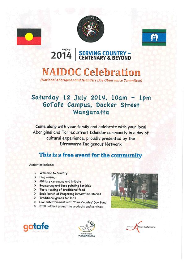 2014-NAIDOC-Flyer